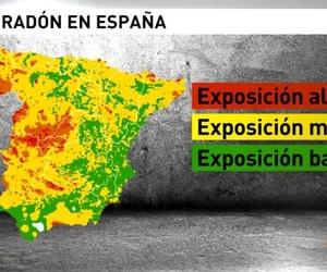 Barrera eficaz anti-radón con proyección de poliuretano