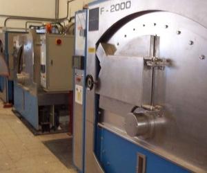 Lavadora industrial en Canarias