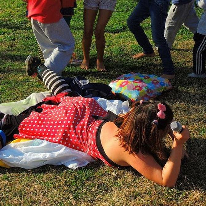 Por qué celebrar tu evento al aire libre