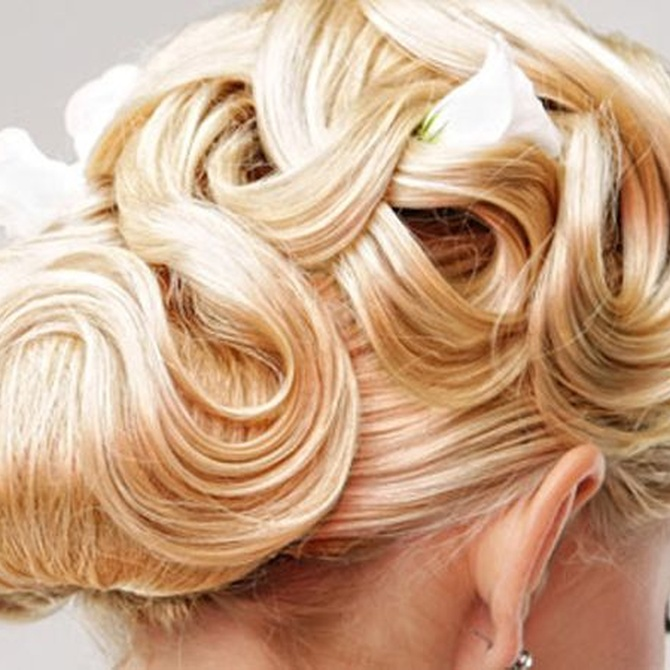 Las pruebas de peluquería antes de tu boda
