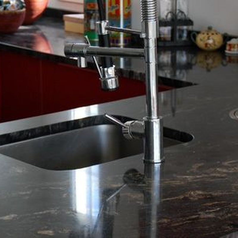 Encimeras de cocina y baño: Servicios de Granitos y Mármoles Moreno de Quer