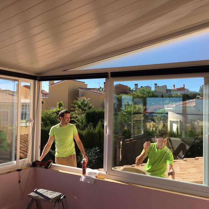 Tipos de ventanas de PVC según su apertura