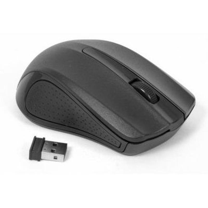 Omega Ratón Inalámbrico OM0419 1000DPI negro USB 9: Productos y Servicios de Stylepc