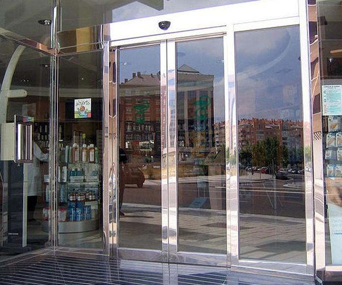 Escaparate: PRODUCTOS de Carpintería Metálica Granada, S.L.