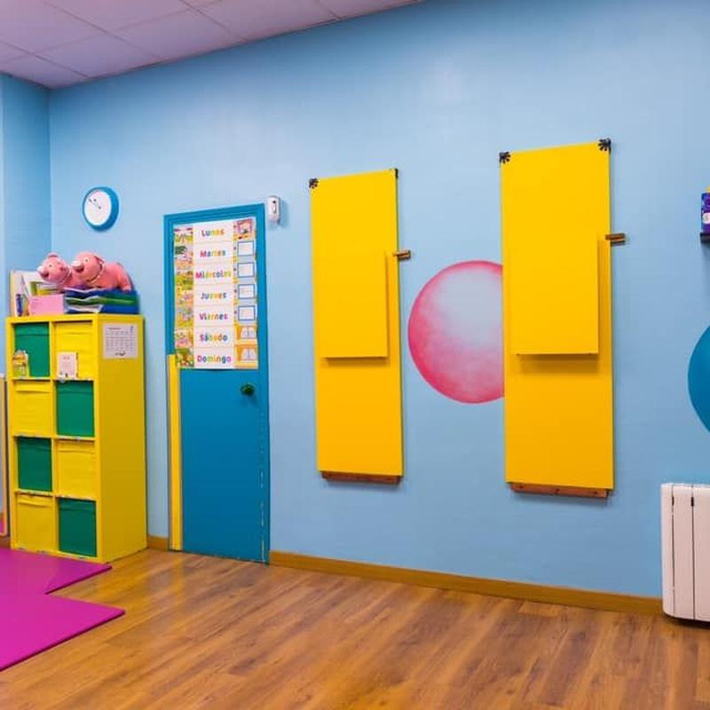 Plazas 2020-20201: Centro Infantil Pompitas de Centro Infantil Pompitas
