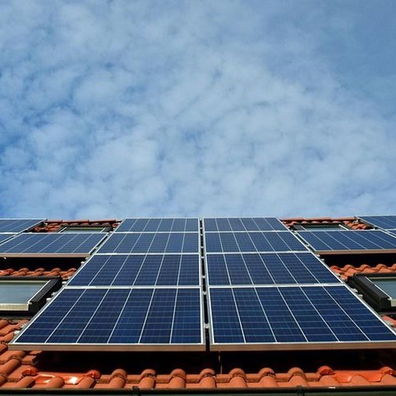 Energía solar: Servicios de Diprofont Clima