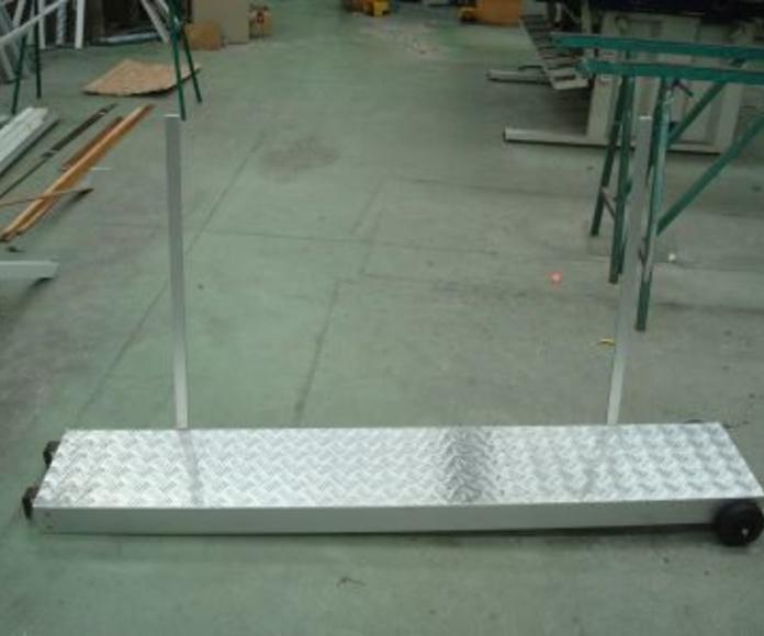 Varios: Catálogo de Aluminios Aludecor Marbella