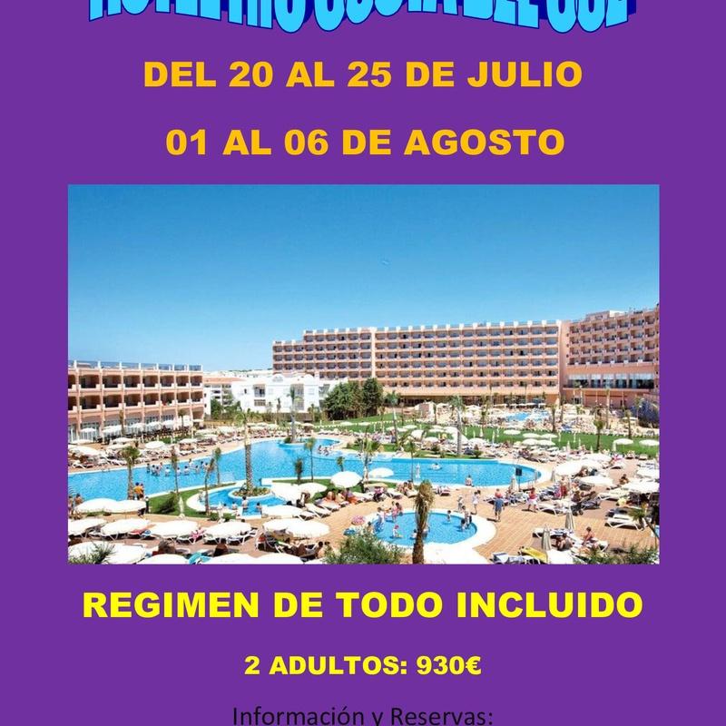 Hotel Riu Costa del Sol: Ofertas de Viajes Global Sur