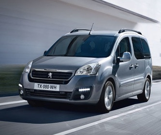 Citroën Berlingo: Alquiler de vehículos de Altiplano Rent a Car