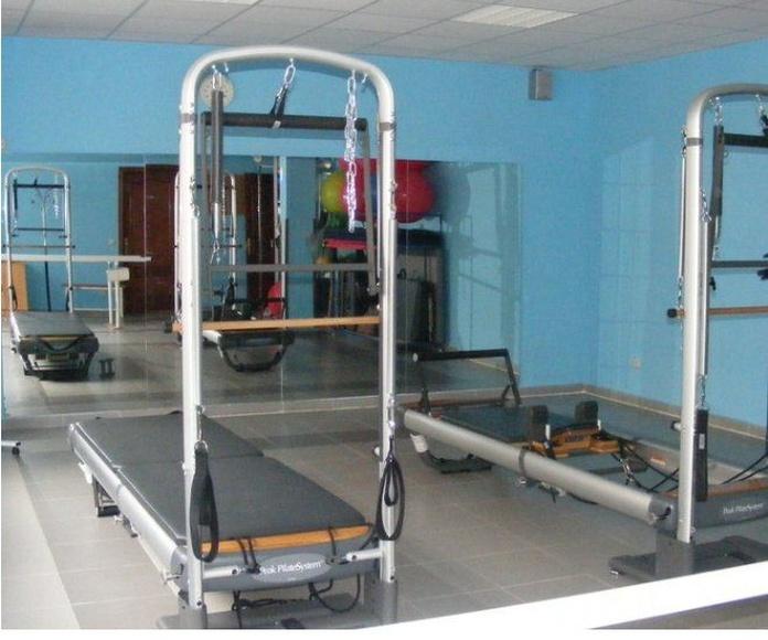 Nuestras instalaciones: Servicios e Instalaciones de Fisioleader