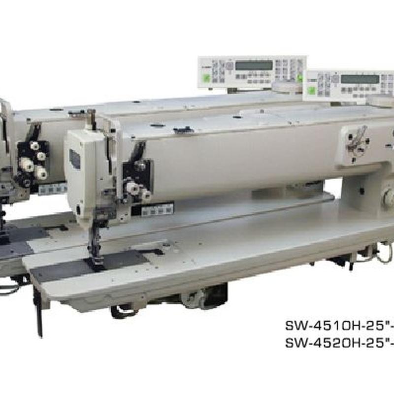 Máquinas de triple arrastre con base plana: Productos de Cotexma
