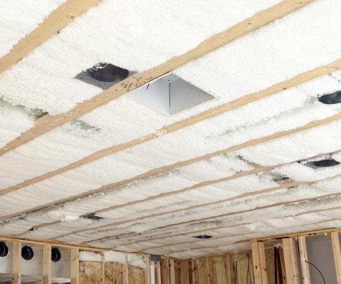 Aislamientos: Servicios profesionales de Sanfer Obras, Reformas y Servicios