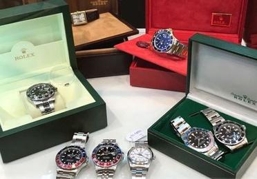 Relojes de alta gama y vintage