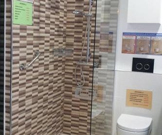 Cambio de bañera por plato de ducha: Nuestros servicios y productos de Ahchagua