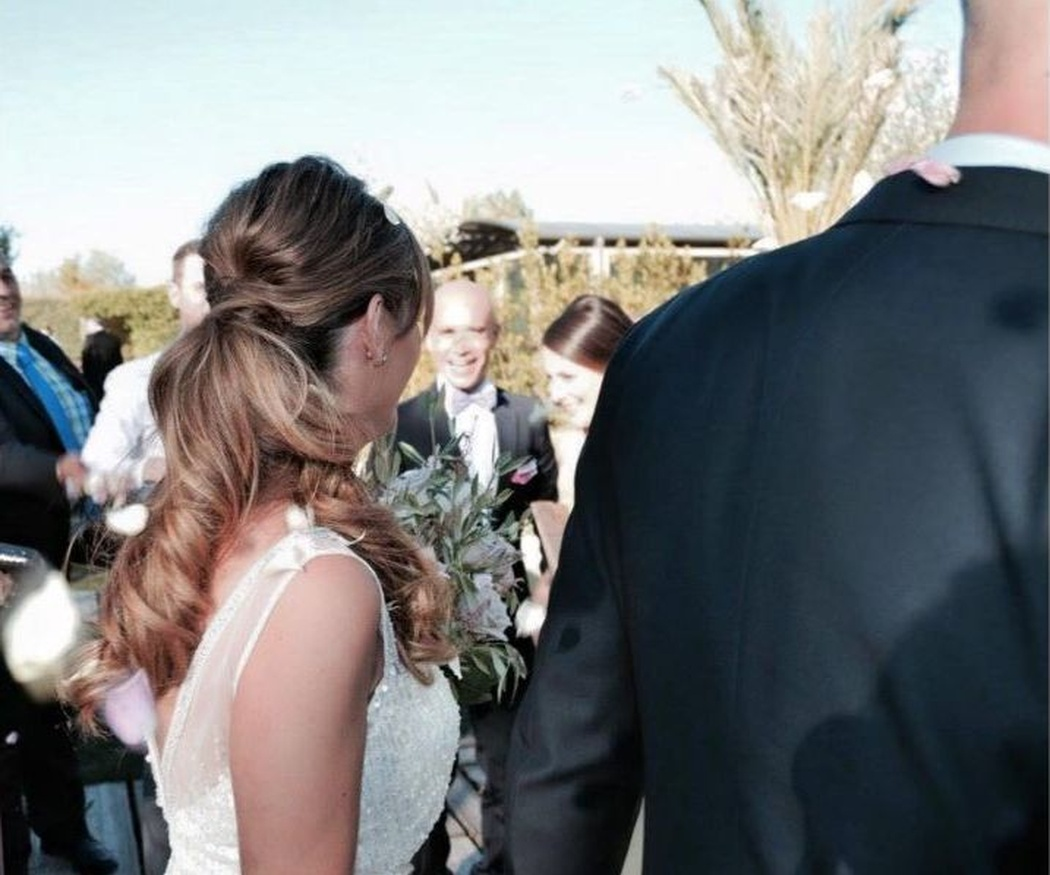 ¿Te animas con las mechas para el día de tu boda en Zaragoza?