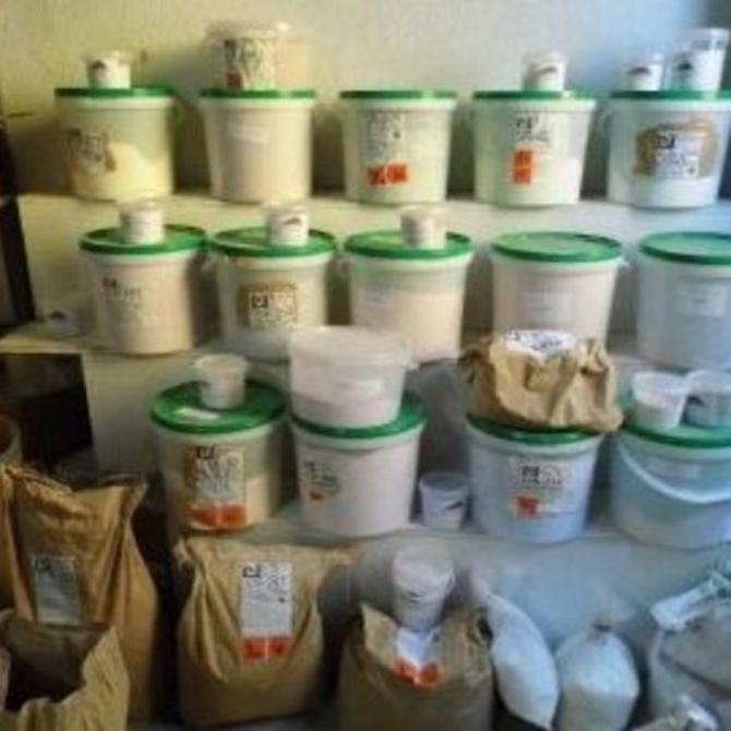 El esmalte para cerámica
