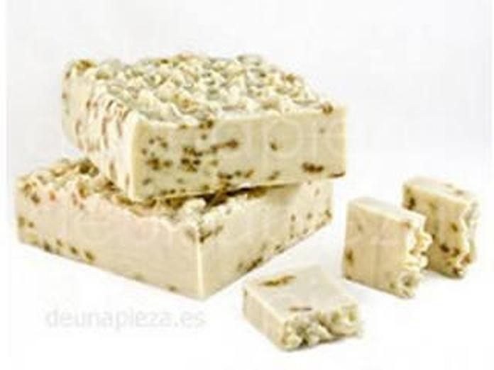 Jabón artesanal de Aceite de Almendras: Catálogo de Mímate