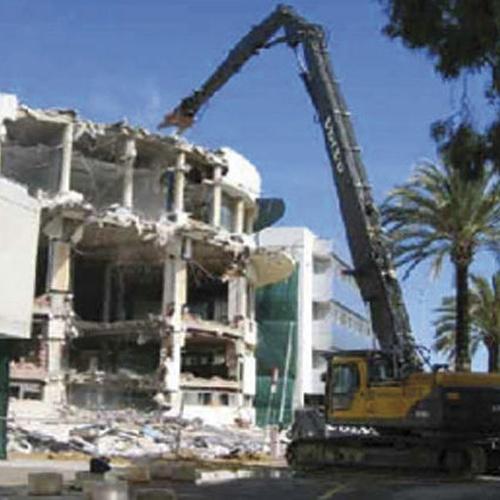Empresas de derribos en Valencia | Derribos Mateo