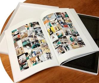 Dípticos personalizados: Servicios y productos de Rovira Digital, S.L.