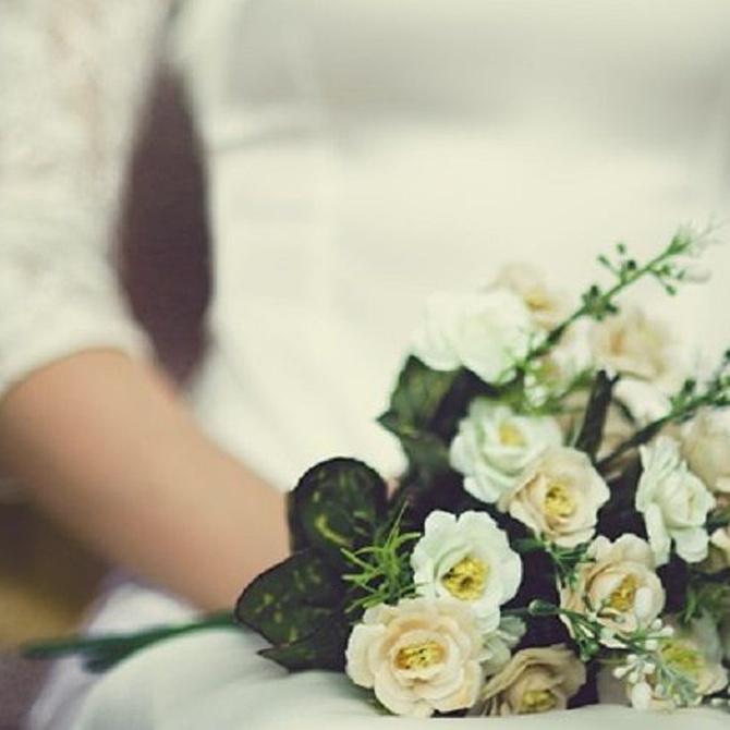 Consejos para elegir las flores de tu ramo de novia