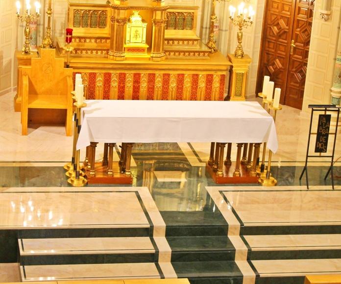 Vsta panoramica Altar.