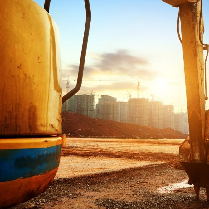 Los tipos de excavadoras más usados