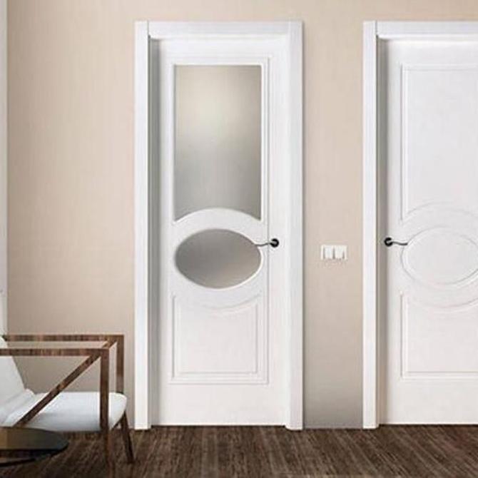 La decoración con puertas lacadas