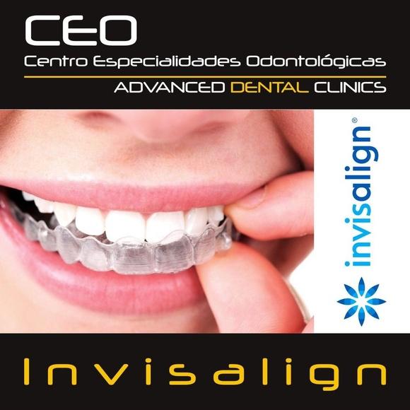 Invisalign: Tratamientos dentales de Centro Especialidades Odontologicas