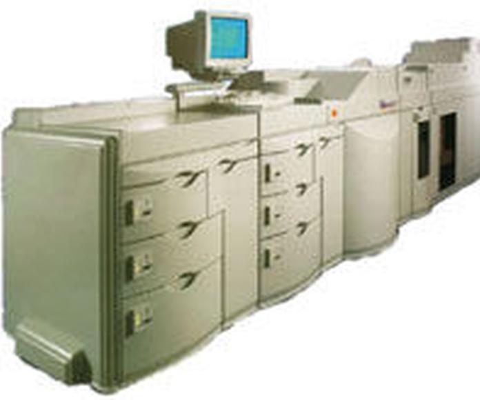 Manipulados y acabados: Productos y Servicios de Imprenta Llorens