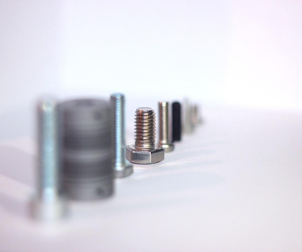 Tipos de roscas de tornillos y sus usos