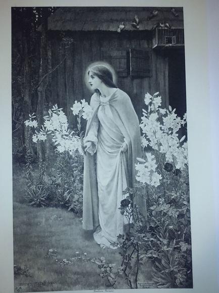 RELIGIOSOS: Servicios de Cano 1907