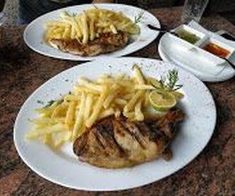 Comida canaria tradicional: Carta y servicios de Guachinche Aguadara