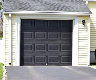 La seguridad de una puerta de garaje basculante