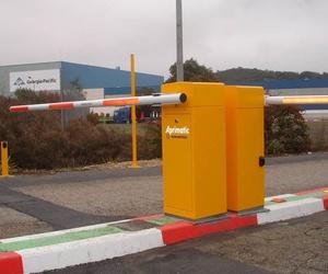 Barreras automaticas