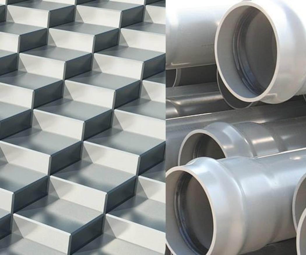 Diferencias entre el aluminio y el PVC