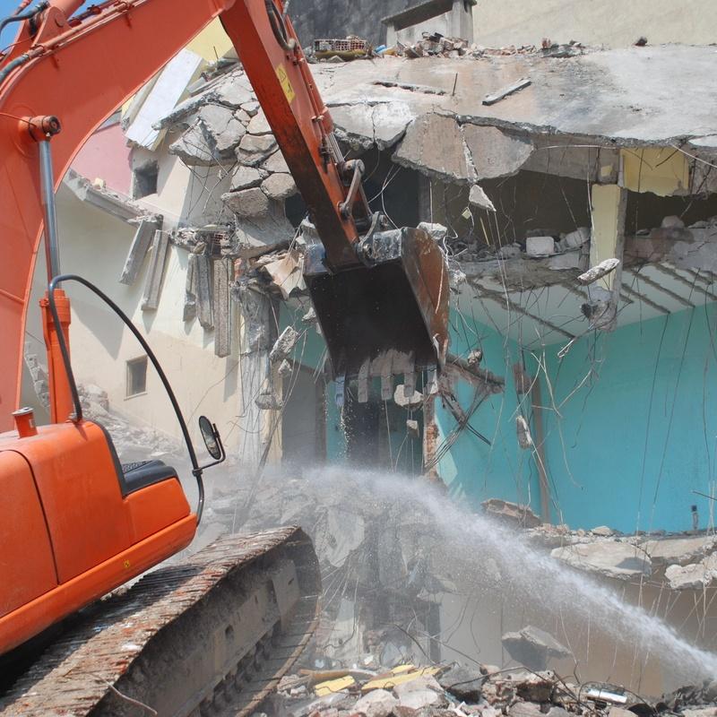 Derribos: Servicios de Excavaciones y Transportes Tardio S. L