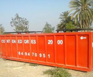 Contenedores Murcia
