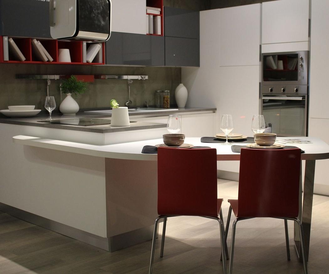 Tendencias en muebles de cocina 2018