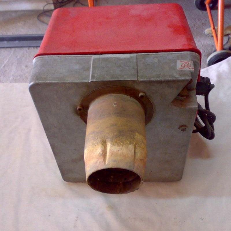 SAT calderas de gas y gasoil: Servicios de JULIÁN LÓPEZ GÓMEZ