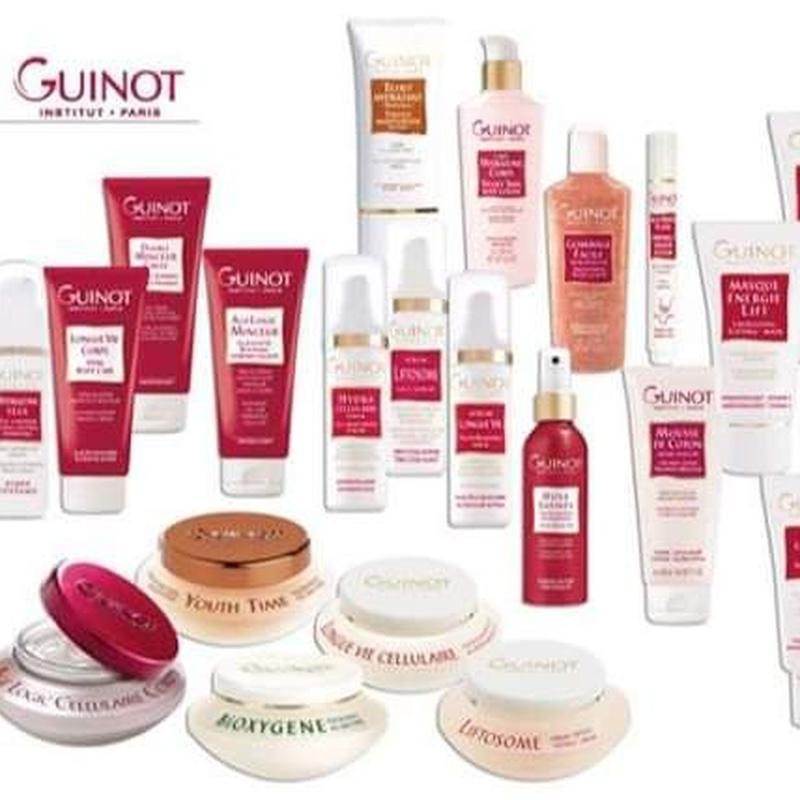 Guinot: Servicios de Salón de Belleza Sukaro