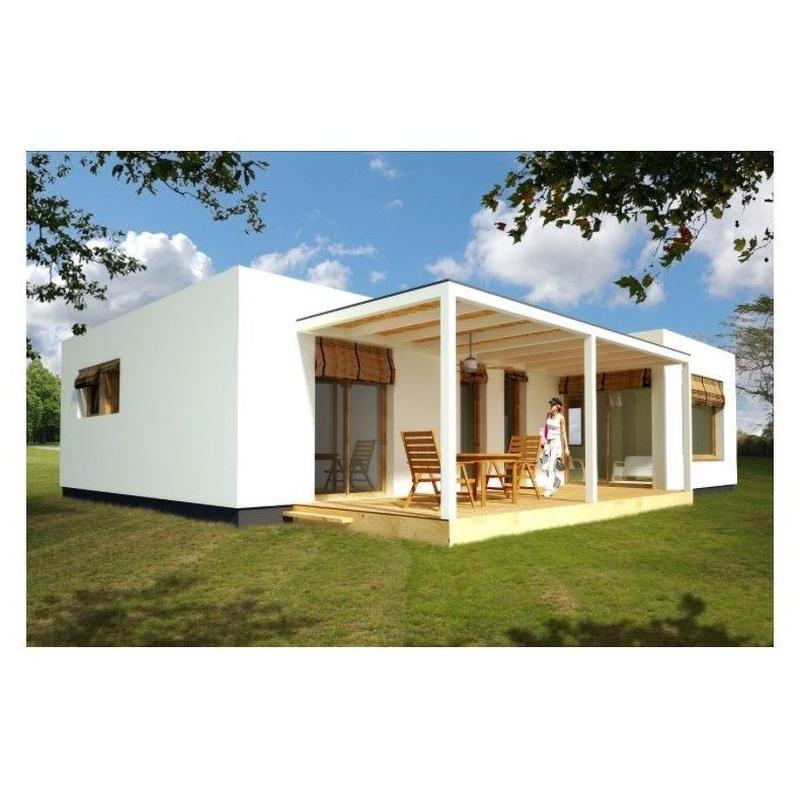 Valentina (115 m2): Casas de madera de 5SCC Casas de Madera
