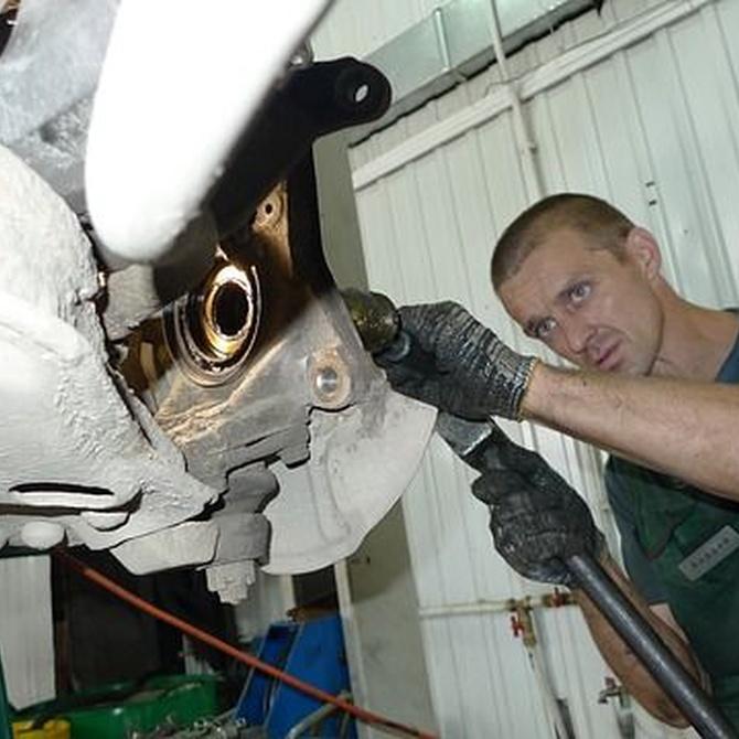 Qué le espera al sector de reparación de vehículos del siglo XXI