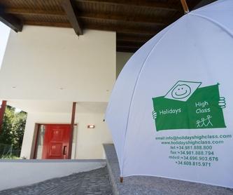 Casa do Caseiro. Cerca Santiago de Compostela: Inmuebles de Holidays High-Class