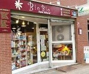 Tiendo ecológica especializada en alimentos bio