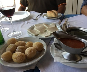 Celebración de eventos: Carta de Restaurante Isla Bonita