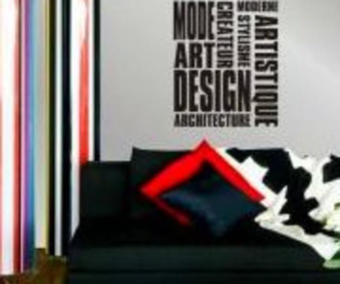 Diseño de interiores, stands..: Catálogo de Arteser Serigrafía