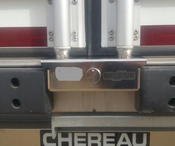 CIERRE DE SEGURIDAD CHEREAU: Productos de Accesorios Franjo