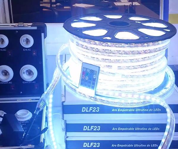 Tira de led RGB directa a 220V
