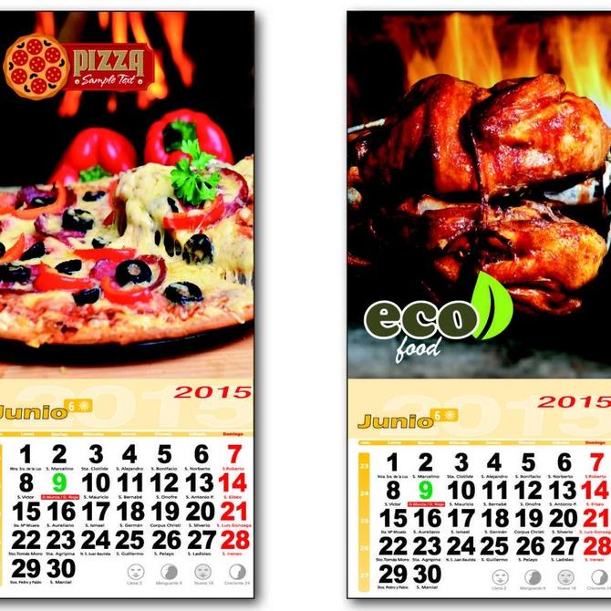 Calendarios imanes: la versión más práctica del calendario