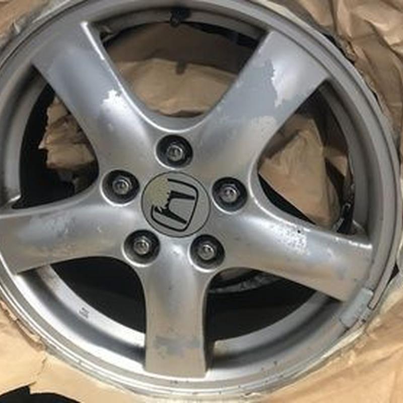 Reparación de llantas: Catálogo de Car Wash Alcorcón